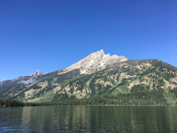 2 - Hike Start (Jenny Lake)