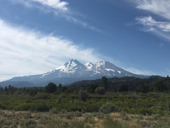 2 - Mt. Shasta