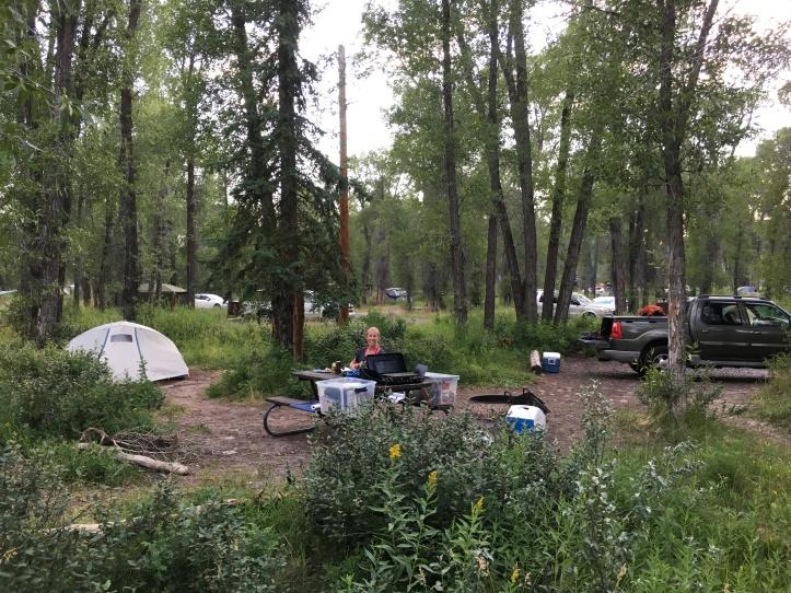 20 - Teton Campsite
