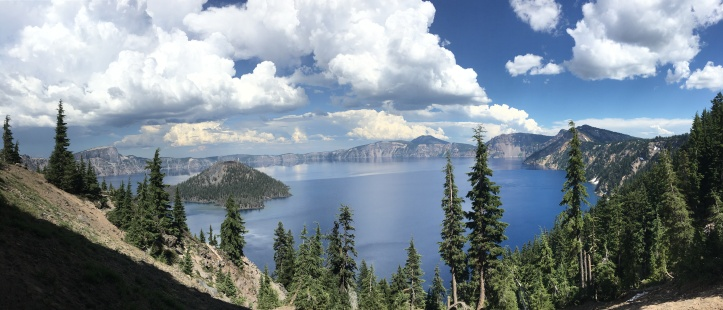 5b - Crater Lake PANORAMA