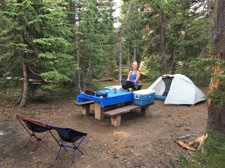 8 - Camp Setup