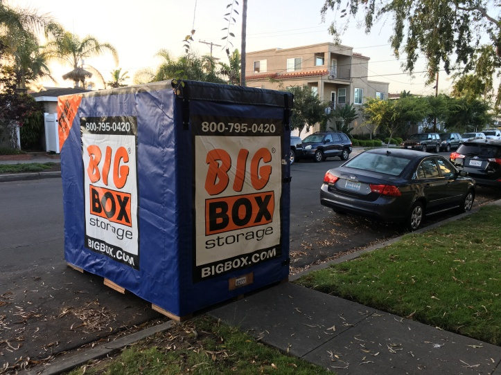 Big Box - Outside