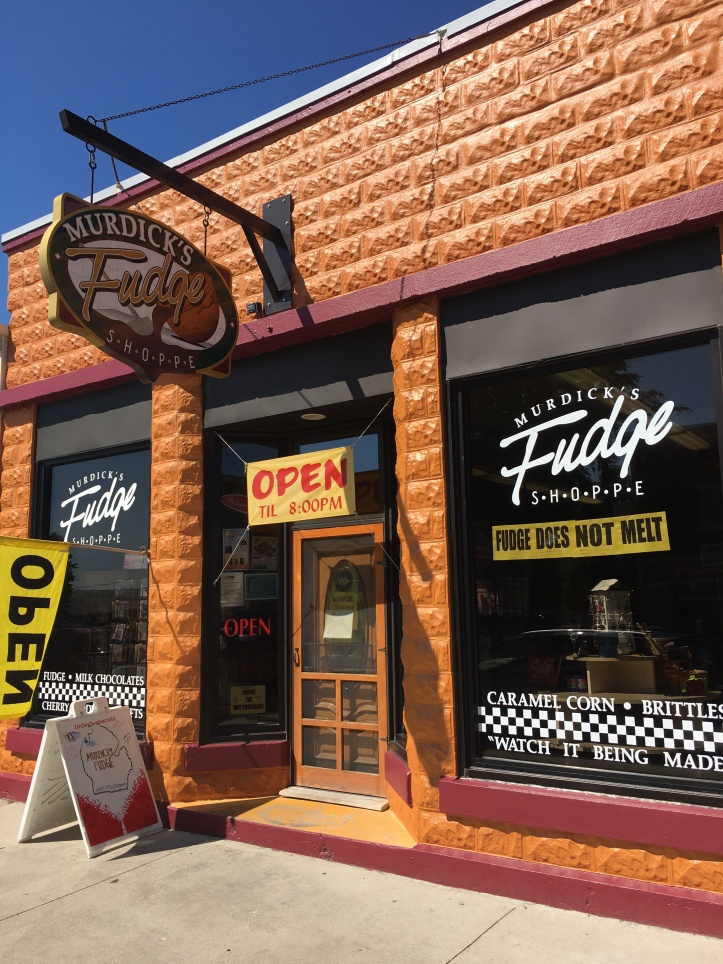 1 - Murdick's Fudge Shop
