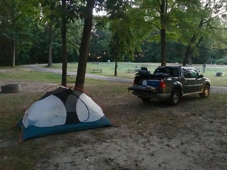 2 - Campsite