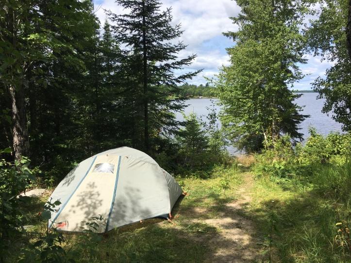 3 - Camp Setup