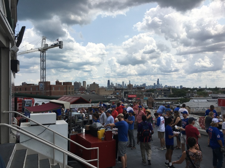 3 - Chicago Skyline