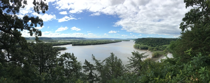 3c - View of River (PANO)