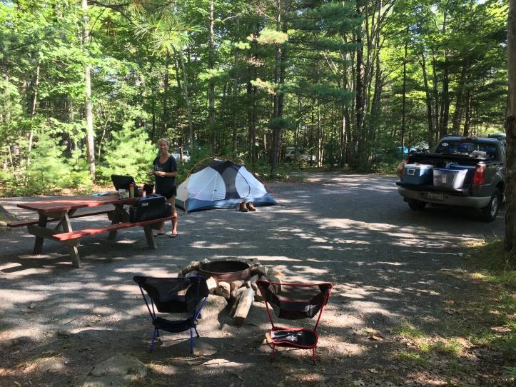 6 - Campsite