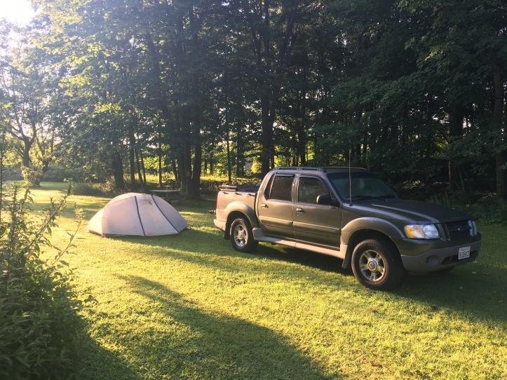 7 - Campsite
