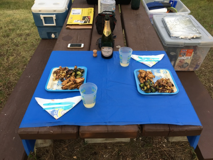 7 - Dinner Set Up