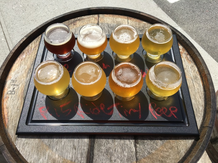 2b - Maine Beer Co Flight