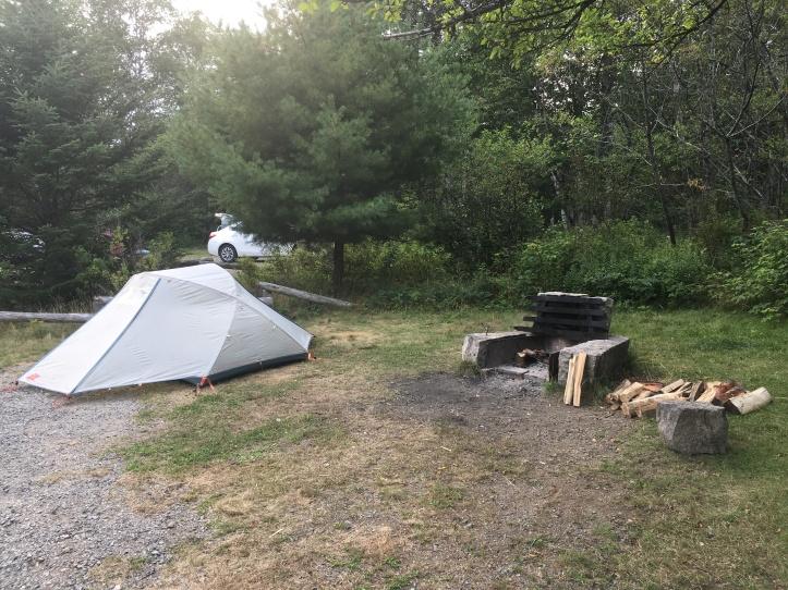 5 - Campsite
